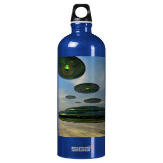 Botella de la libertad de la flota del platillo