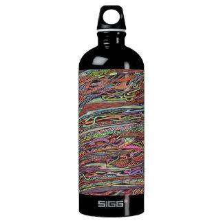 Botella de la libertad de las bandas elásticas