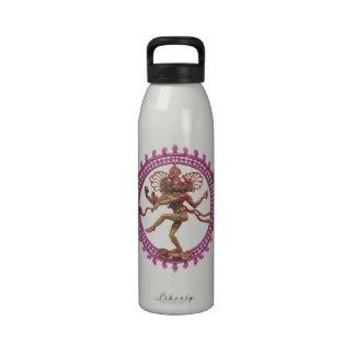 Botella de la libertad de Shiva Botellas De Beber