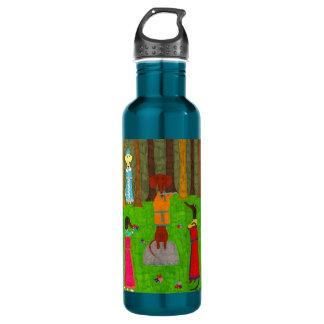Botella de la libertad de Snegurochka