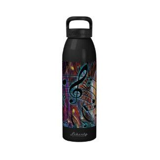 Botella de la libertad de Stargate de la música Botella De Agua