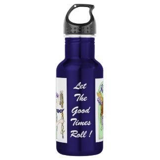 Botella de la libertad del carnaval