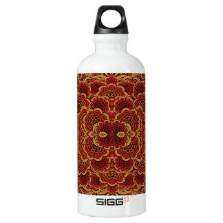 Botella de la libertad del estilo de la mandala
