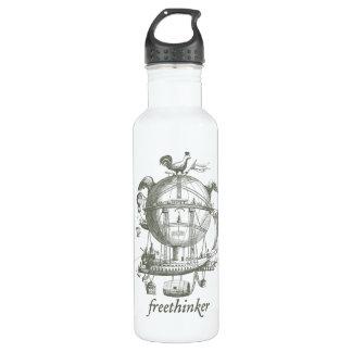 Botella de la libertad del librepensador
