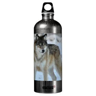 Botella de la libertad del lobo gris