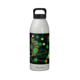 botella de la libertad del Miro-estilo Botella De Agua Reutilizable