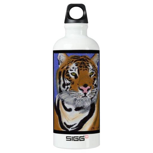 Botella de la libertad del tigre