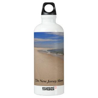 Botella de la orilla de New Jersey