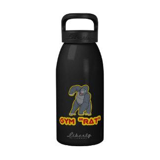 Botella de la rata del gimnasio botellas de beber