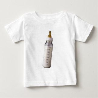 Botella de leche playera de bebé