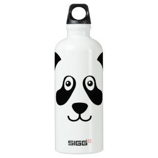 Botella de oso linda de panda