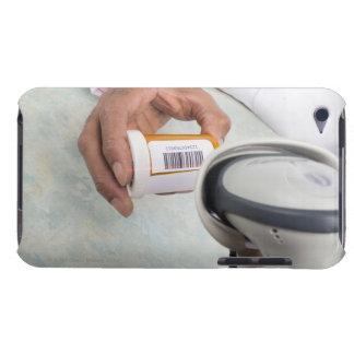 Botella de píldora de la exploración del farmacéut iPod touch cárcasas