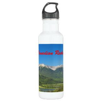 Botella de Rockies del canadiense