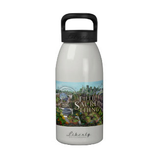 Botella de suministro de agua de TFST Botella De Beber