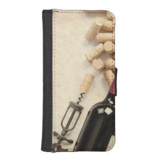 Botella de vino billetera para iPhone 5