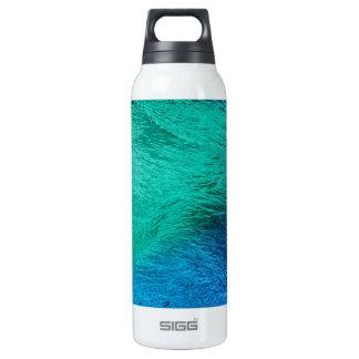 Botella del arte de Digitaces de la agua de mar