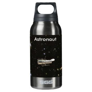 Botella del astronauta del papá