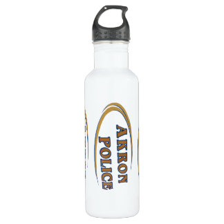 Botella del Departamento de Policía de Akron Ohio