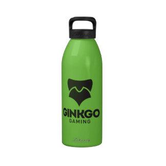Botella del Ginkgo Botella De Beber