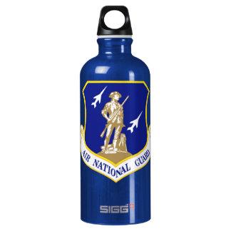 botella del Guardia Nacional
