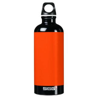 botella del Naranja-agua