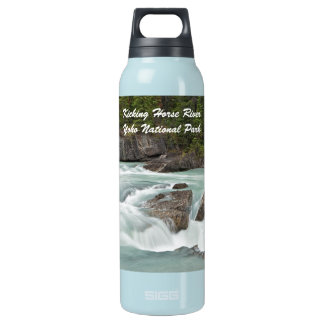 Botella del río Canadian