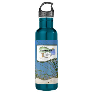 Botella-Duna de aluminio reciclada del agua de
