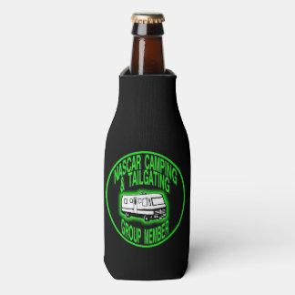 Botella el acampar y del chupar rueda de Nascar Enfriador De Botellas