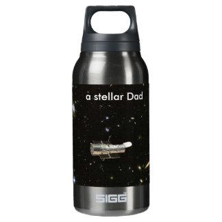 Botella estelar del espacio del papá