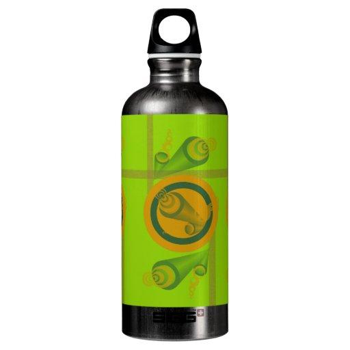 Botella moderna de la libertad del diseño