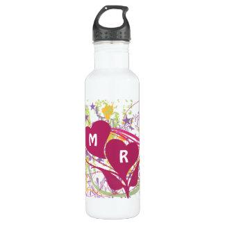 Botella personalizada de la libertad de las