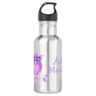 Botella púrpura de las bebidas de los niños del