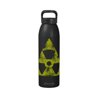 Botella radiactiva de la libertad del agua de la b botella de beber
