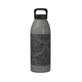 Botella retra de la libertad del carbón de leña de botella de beber