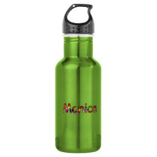 Botella reutilizable de los accesorios de Mónica