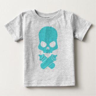 ¡Botella tóxica - en azul! Playera Para Bebé