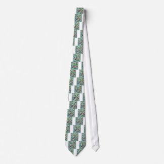 Botellas abstractas corbatas