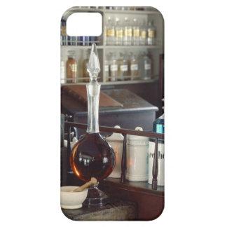 Botellas antiguas de la farmacia iPhone 5 Case-Mate fundas