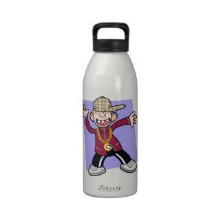 Botellas de agua del dibujo animado de Chav Botallas De Agua