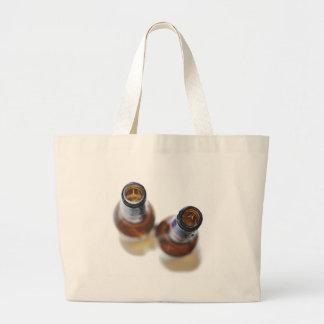 Botellas de cerveza bolsa