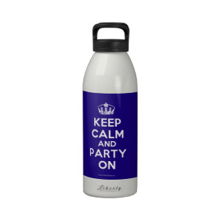 Botellas de la libertad botella de agua