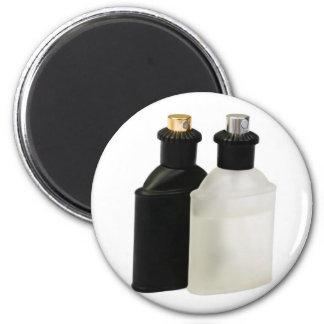 botellas de perfume imanes