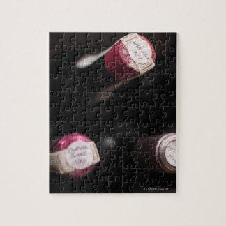 Botellas de vino, primer, Suecia Rompecabezas Con Fotos