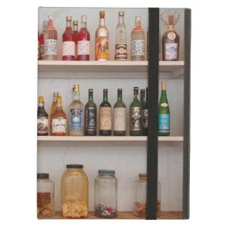 Botellas del licor