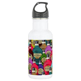 Botellas del tónico del boticario del doctor de