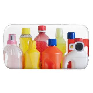 botellas detergentes plásticas funda para samsung galaxy s4