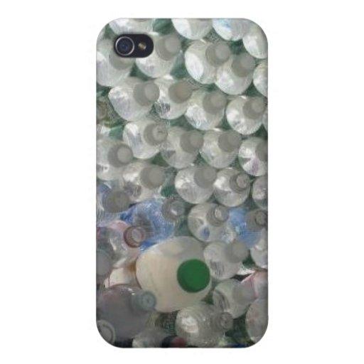 Botellas y botellas iPhone 4/4S fundas