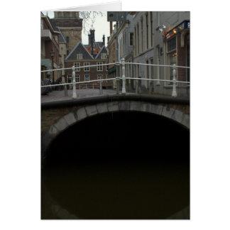 Boterbrug, Delft Card