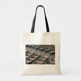 Botes de remos en el palacio de verano, China Bolsa De Mano