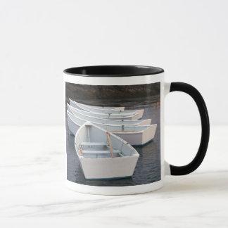 Botes de remos taza